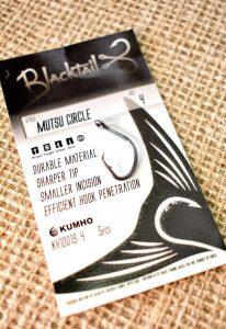 Blacktail Mutsu Circle Hook